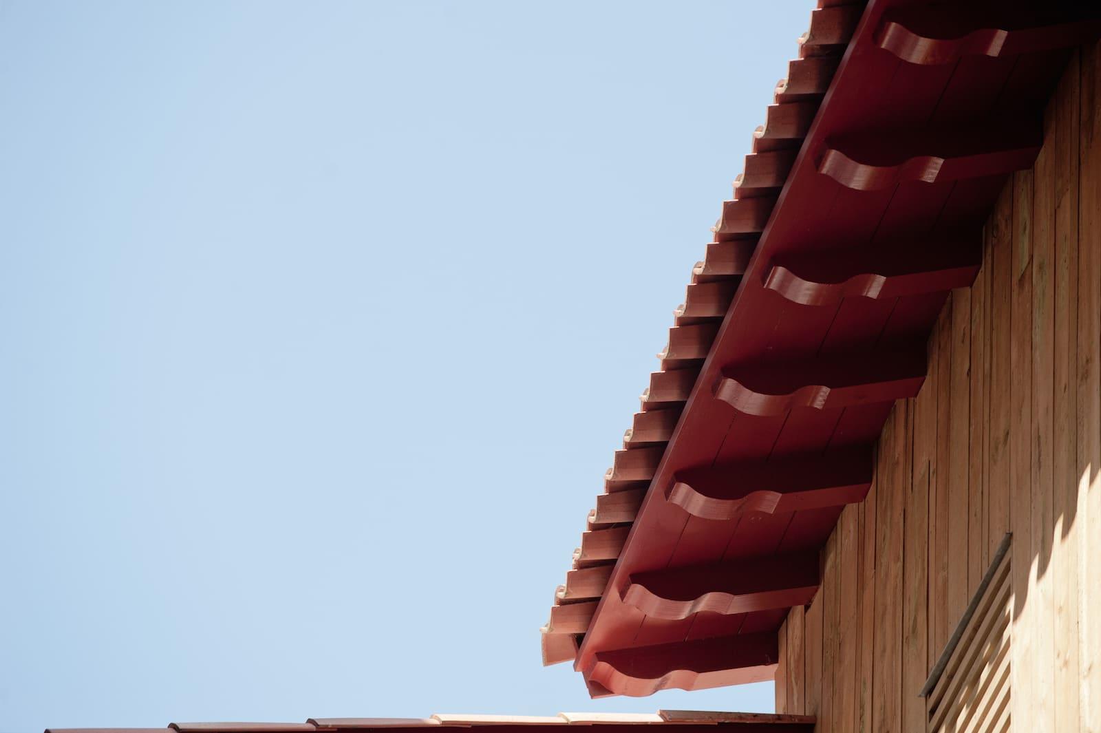 charpente traditionnelle basque