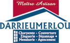 Darrieumerlou, Charpente, Couverture, Agencement à Bayonne, Anglet, Biarritz Sticky Logo
