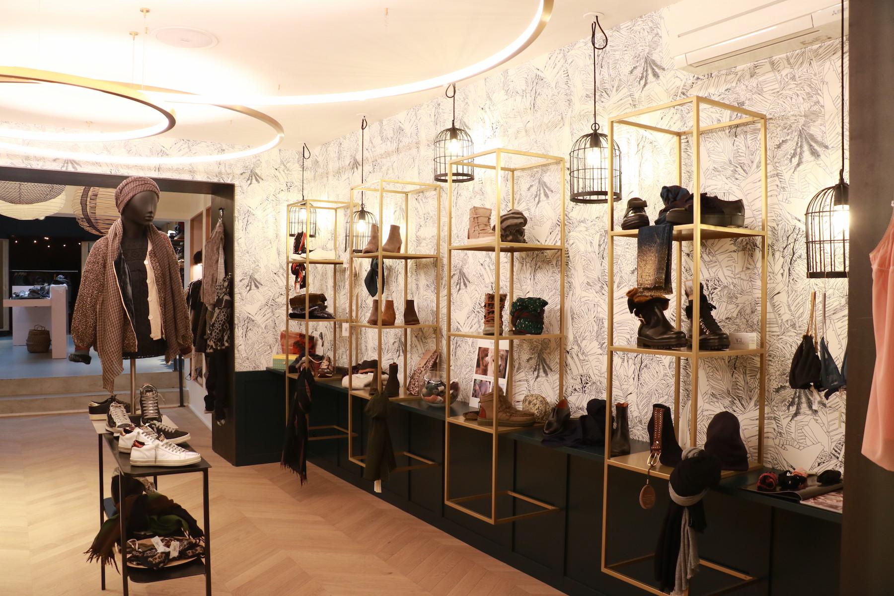agencement intérieur, agencement magasin, décoration intérieur