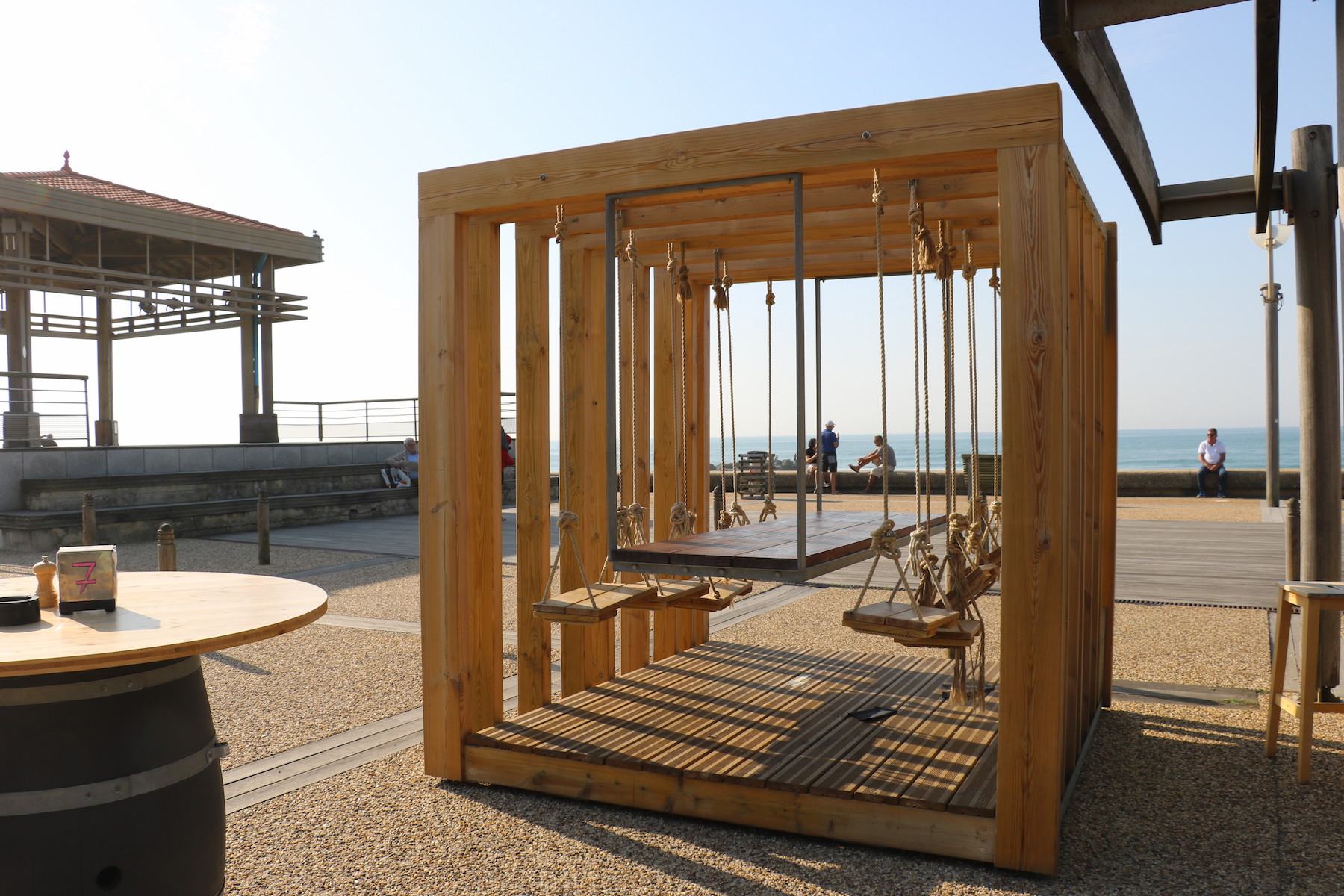 Fabrication R Novation Pose De Terrasses Et Pergolas Bayonne