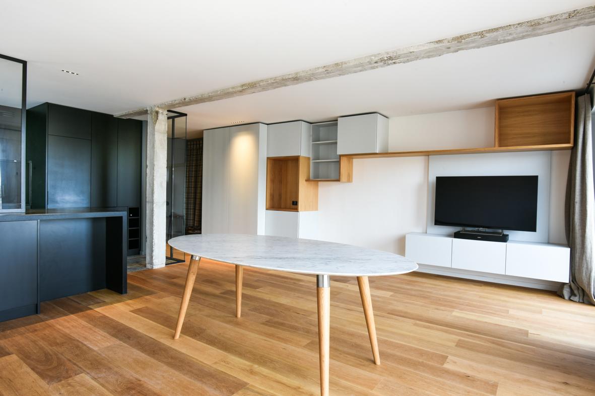 Carrelage Mural Salle De Bain Tendance ~ R Novation Compl Te D Un Appartement Biarritz 64 Darrieumerlou